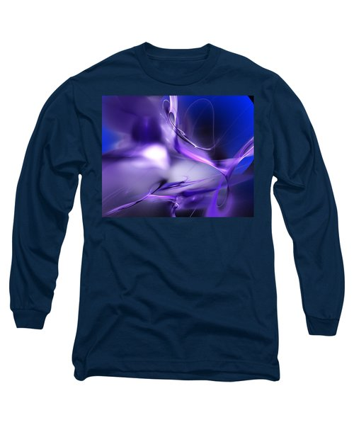 Blue Moon And Wine Spirits Long Sleeve T-Shirt