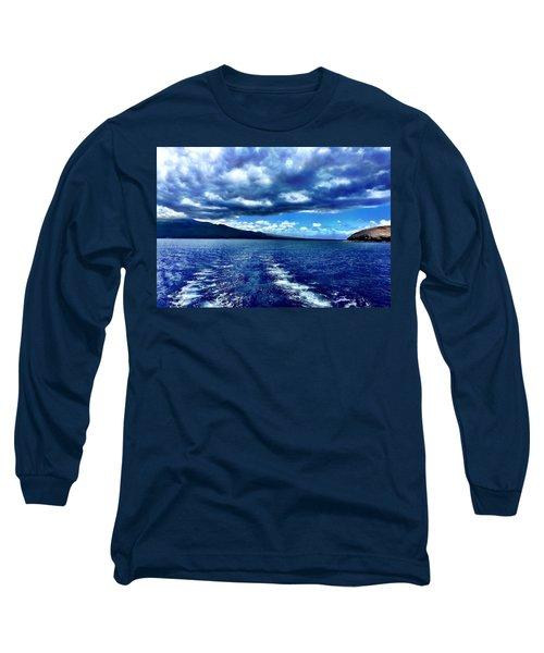 Boat View Long Sleeve T-Shirt