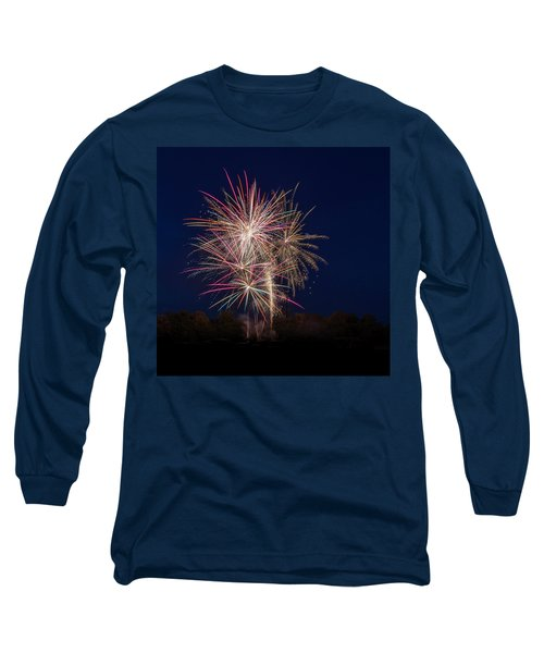Bombs Bursting In Air IIi Long Sleeve T-Shirt