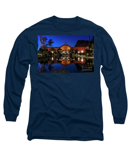 Botanical Gardens At Balboa Long Sleeve T-Shirt