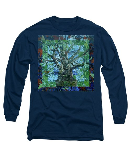Boundary Series Xvi Long Sleeve T-Shirt