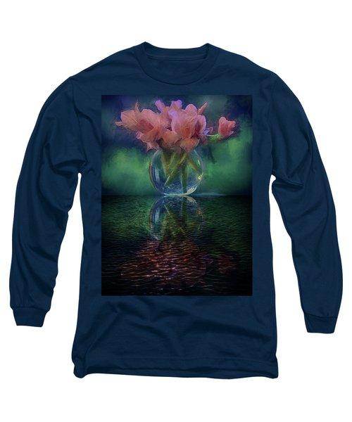 Bouquet Reflected Long Sleeve T-Shirt