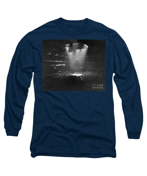 Boxing Match, 1941 Long Sleeve T-Shirt