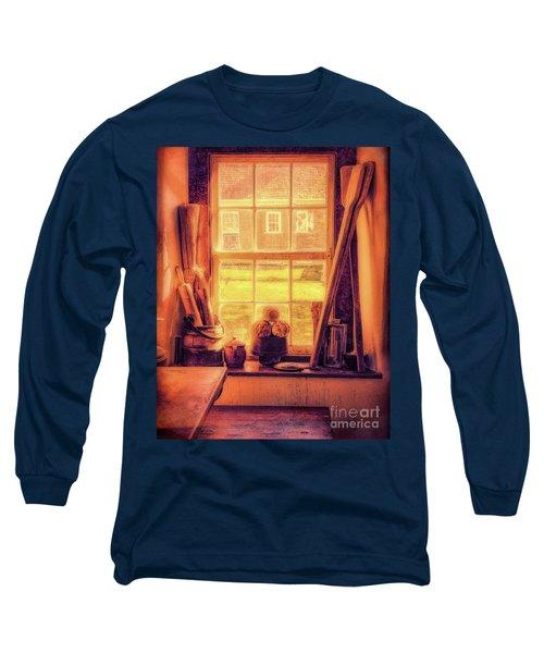 Bread In The Window Long Sleeve T-Shirt