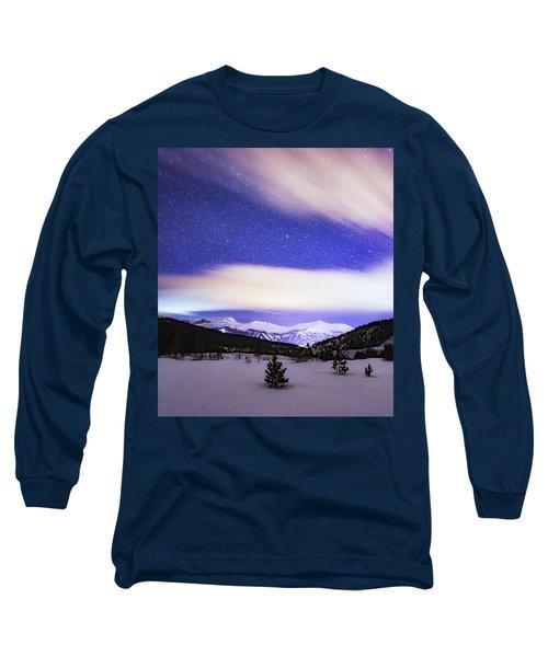 Breckenridge Blues  Long Sleeve T-Shirt