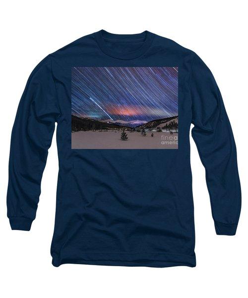 Breckenridge Trails  Long Sleeve T-Shirt