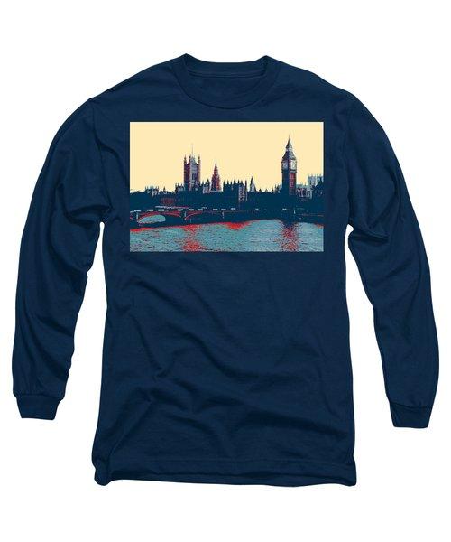 British Parliament Long Sleeve T-Shirt