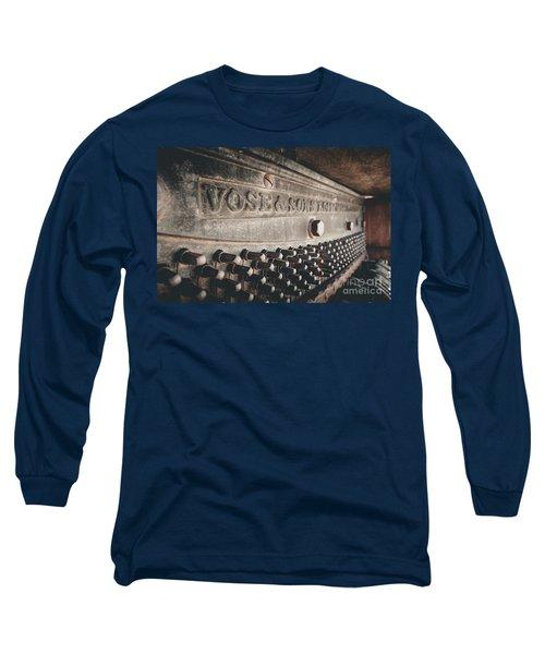 Broken Piano Long Sleeve T-Shirt