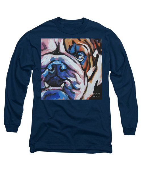 Bulldog Baby Long Sleeve T-Shirt