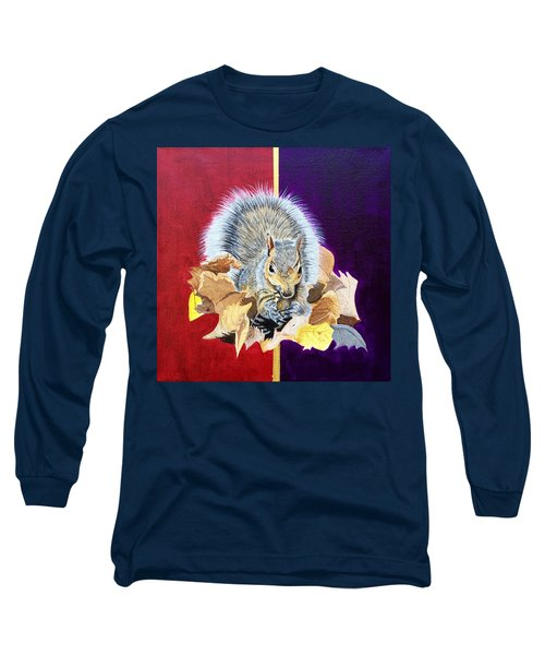 Buried Treasure Long Sleeve T-Shirt