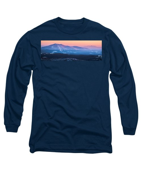 Burke To Moosilauke Long Sleeve T-Shirt