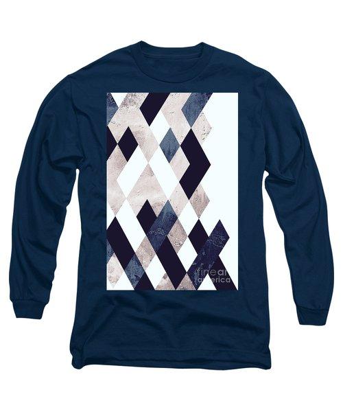 Burlesque Texture Long Sleeve T-Shirt