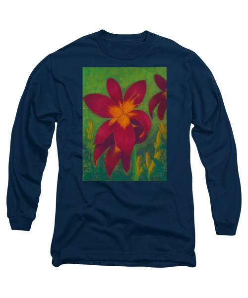 Burst Of Joy Long Sleeve T-Shirt