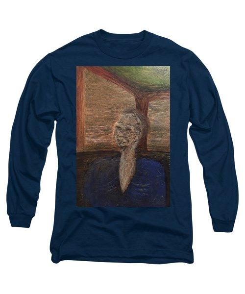Bus Long Sleeve T-Shirt by Steve  Hester