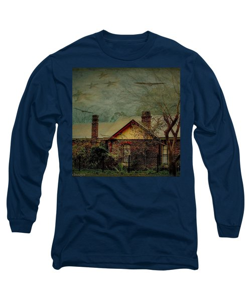 Long Sleeve T-Shirt featuring the photograph California Dreaming by Wallaroo Images