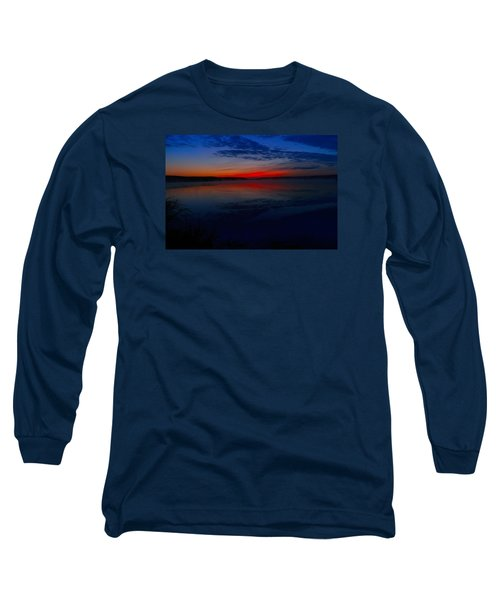 Calm Of Early Morn Long Sleeve T-Shirt
