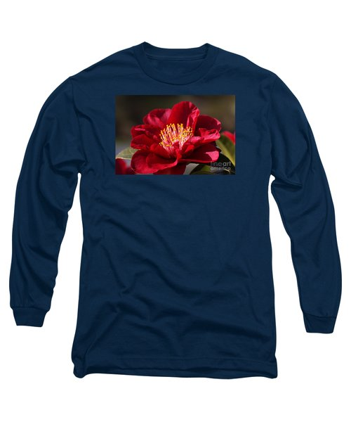 Camellia's In Style Long Sleeve T-Shirt