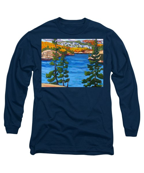 Campsite 77 Long Sleeve T-Shirt
