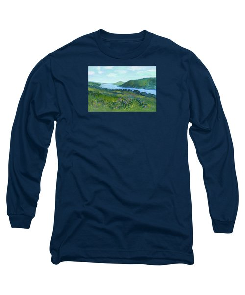 Canandaigua Lake II Long Sleeve T-Shirt