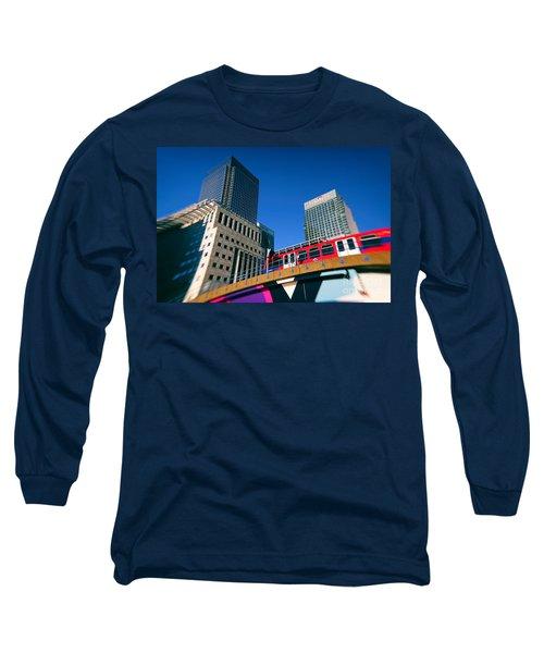 Canary Wharf Commute Long Sleeve T-Shirt
