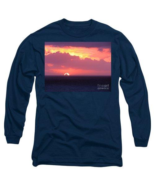 Sunrise Interrupted Long Sleeve T-Shirt