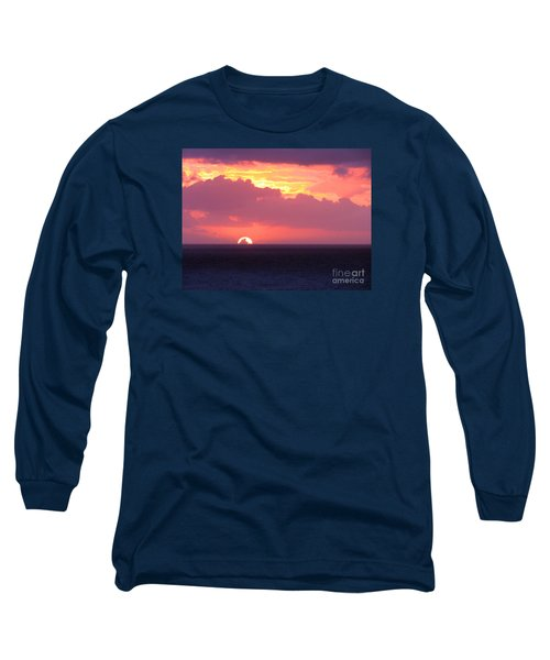 Sunrise Interrupted Long Sleeve T-Shirt