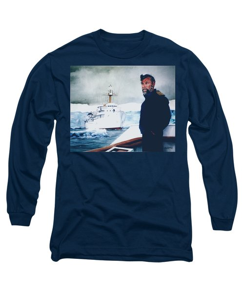 Capt Derek Law Long Sleeve T-Shirt
