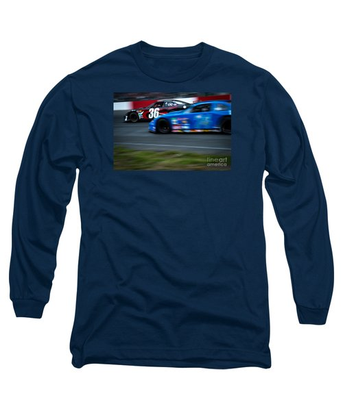 Car 36 In The Lead Long Sleeve T-Shirt