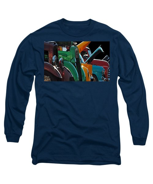 Car Show V Long Sleeve T-Shirt