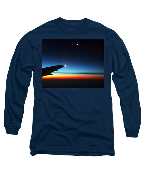 Carolina Sunrise Long Sleeve T-Shirt