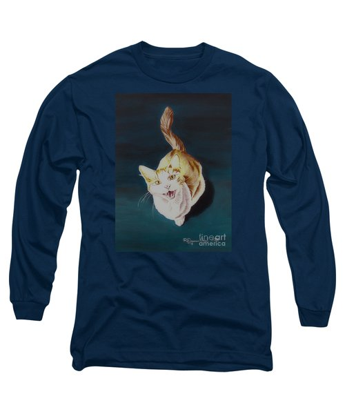 Cat -2 Long Sleeve T-Shirt