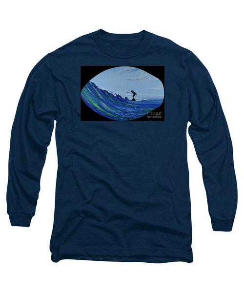 Catch A Wave Long Sleeve T-Shirt