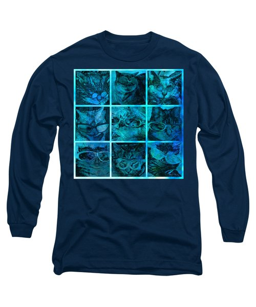 Cattitudes Long Sleeve T-Shirt