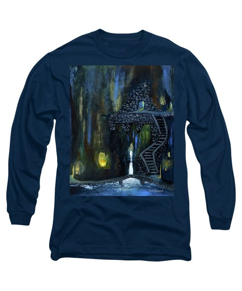 Cave Of Thrones Long Sleeve T-Shirt