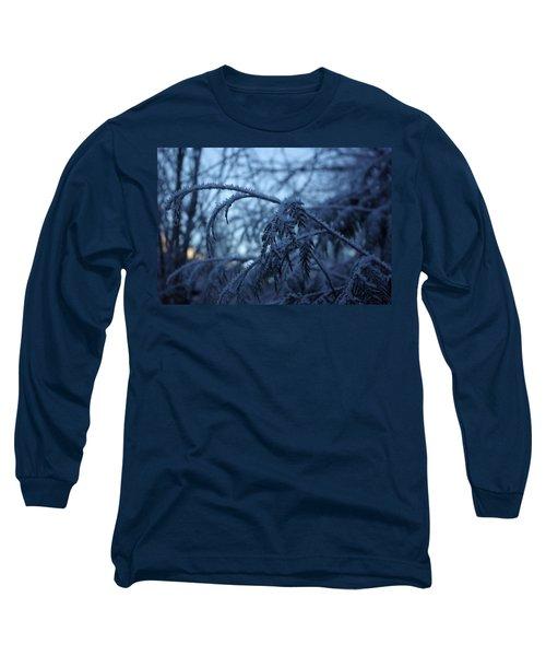Cedars Of Ice Long Sleeve T-Shirt