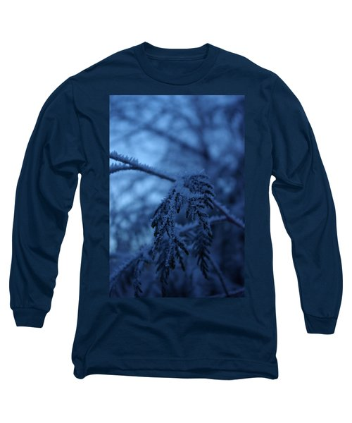 Cedars Of Ice II Long Sleeve T-Shirt