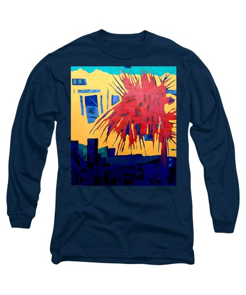 Celebrate The Day Long Sleeve T-Shirt