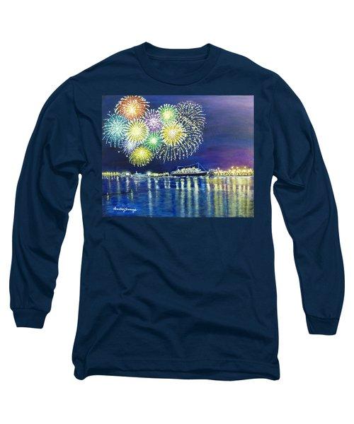 Celebrating In The Lbc Long Sleeve T-Shirt