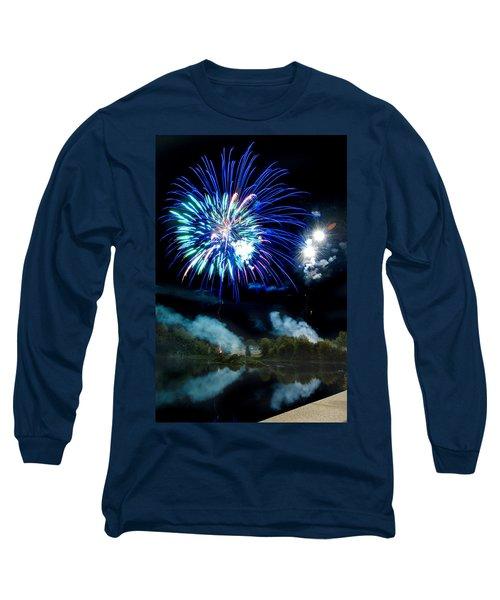 Celebration II Long Sleeve T-Shirt by Greg Fortier