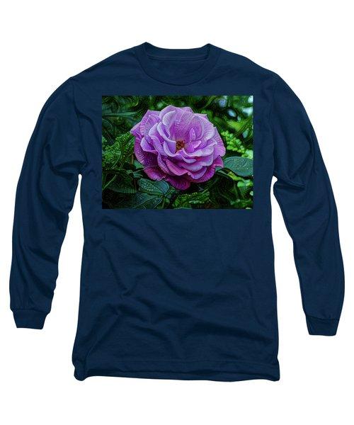 Cell De-vision Long Sleeve T-Shirt