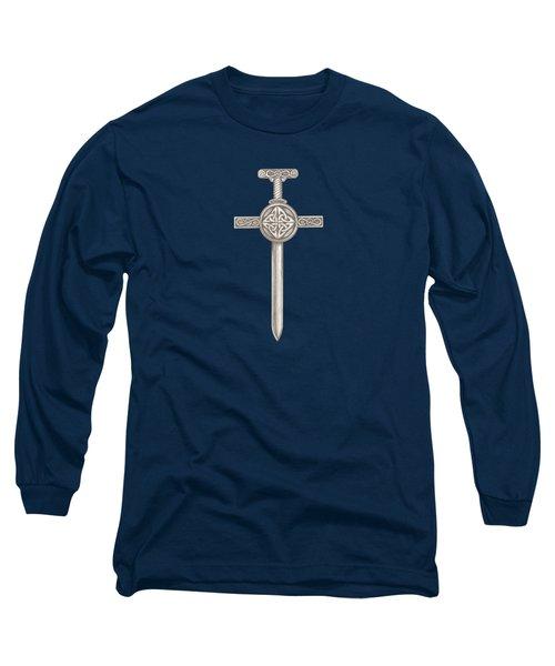 Celtic Sword B992 Long Sleeve T-Shirt