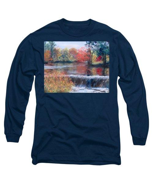 Charles River, Natick Long Sleeve T-Shirt