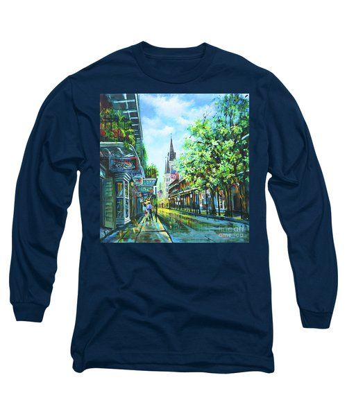 Chartres Afternoon Long Sleeve T-Shirt