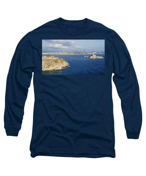 Chateau D'if-island Long Sleeve T-Shirt