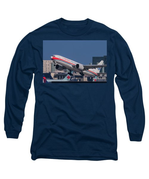 China Cargo Airlines Boeing 777f Long Sleeve T-Shirt