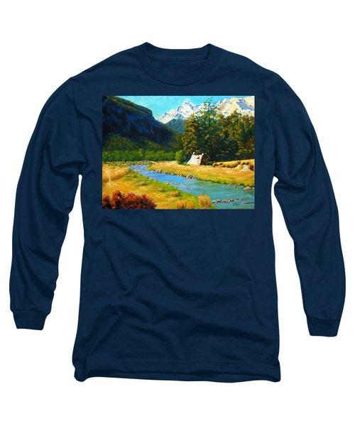 Chinamans Bluff Long Sleeve T-Shirt