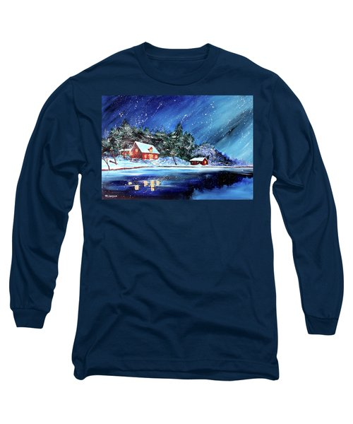 Christmas Eve Long Sleeve T-Shirt