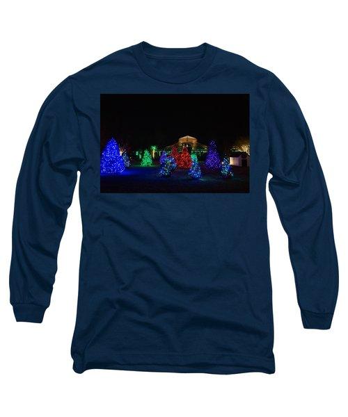 Christmas Garden 7 Long Sleeve T-Shirt