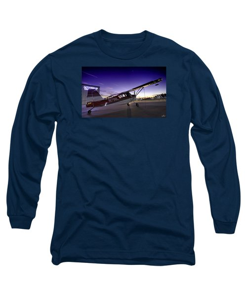 Citabria In The Twilight Of Dawn Long Sleeve T-Shirt