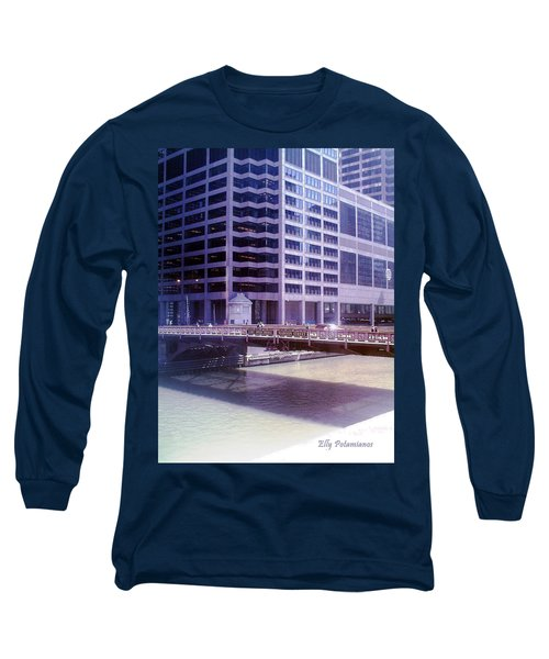 City Bridge Long Sleeve T-Shirt